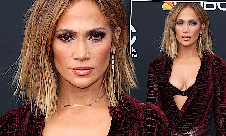 Jennifer Lopez na Billboards 2018