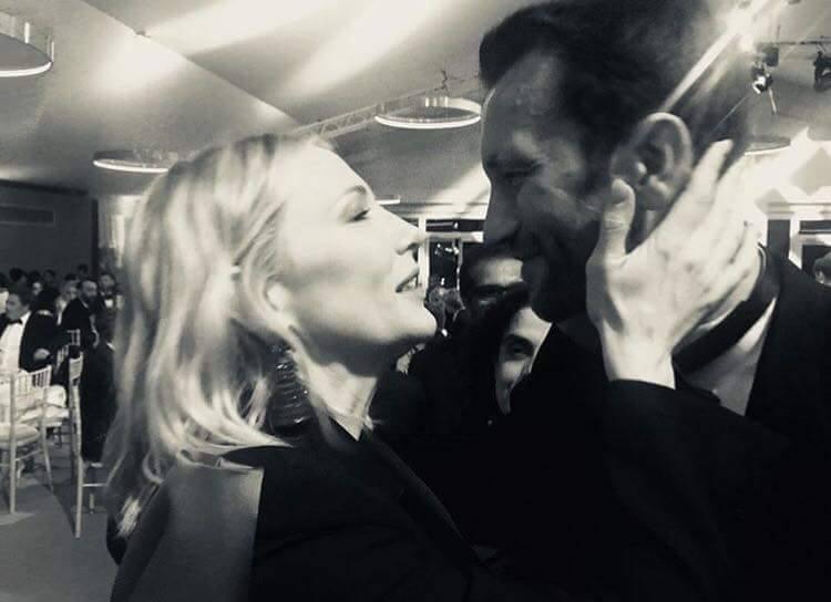 Zdjęcie (2) Joanna Kulig i Tomasz Kot pochwalili się niezwykłym zdjęciem z Cannes! Jest na nim również zjawiskowa Cate Blanchett!