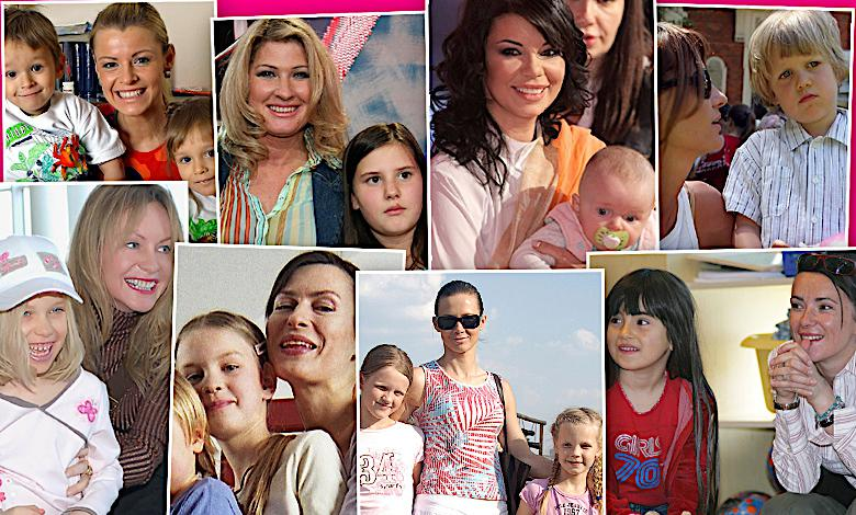 Dzieci polskich gwiazd zmieniły się nie do poznania! Dawno wyrosły z pieluch i robią wielkie kariery! [DUŻO ZDJĘĆ]