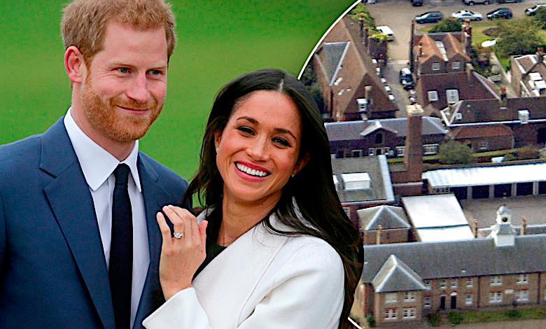 Meghan Markle i książę Harry, kim są sąsiedzi?