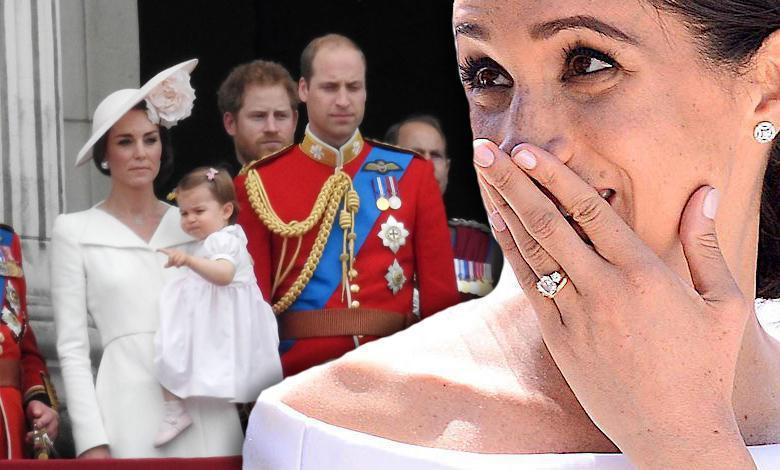 Meghan markle wygłosiła przemówienie na ślubie