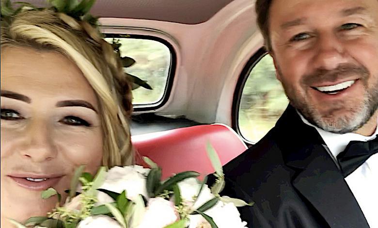 Barbara Piaseczna, ślub, suknia ślubna, Piasek