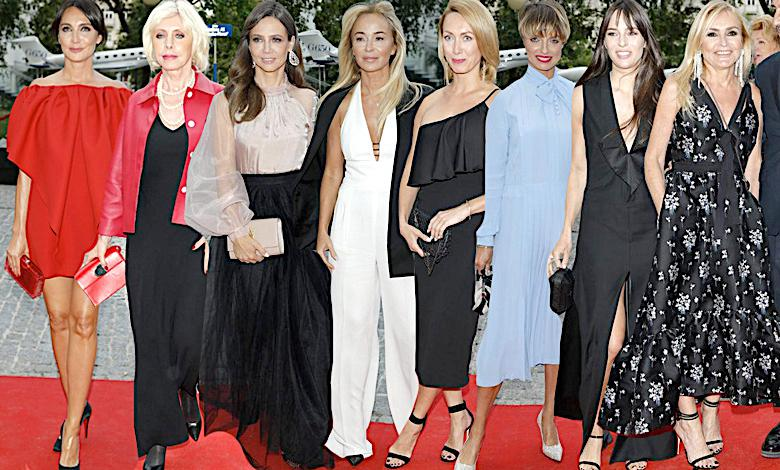 Miliarderzy i gwiazdy na rozdaniu biznesowych Oscarów: Grażyna Kulczyk, Kinga Rusin, Monika Olejnik, Joanna Przetakiewicz