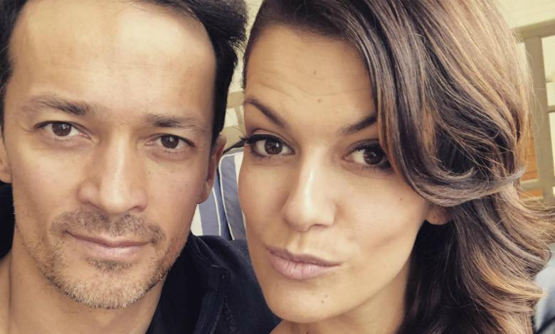 Piękna żona Rafała Cieszyńskiego po operacji mózgu nadal przebywa w szpitalu! Aktor wrzucił jej nowe zdjęcie!