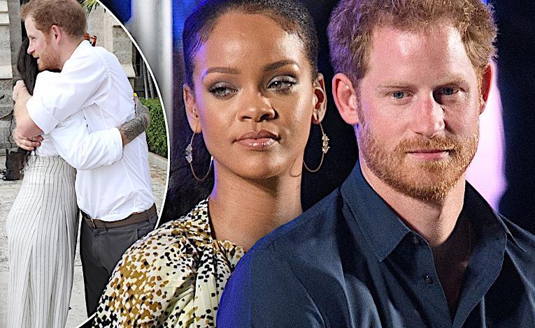 Książę Harry nie zaprosił Rihanny na ślub. Dlaczego?