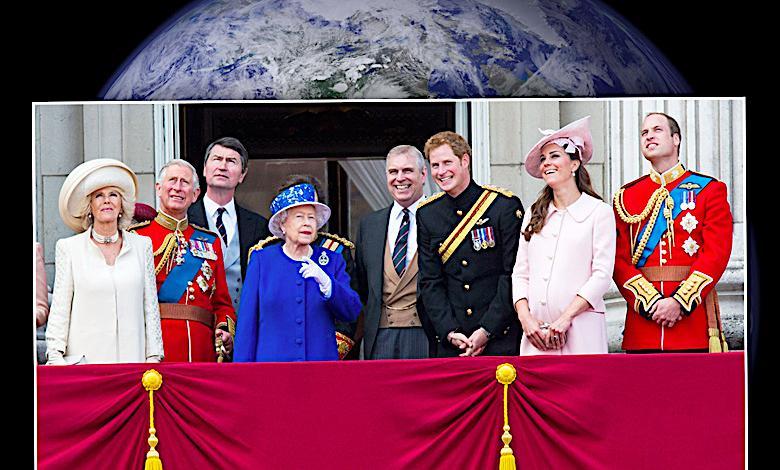 Rodzina królewska, popularność na świecie