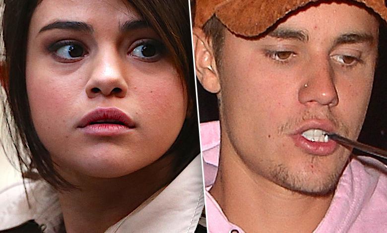 Selena Gomez i Justin Bieber rozstali się