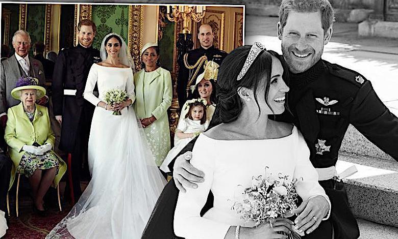 HOT! Już jest oficjalna sesja ślubna Meghan Markle i księcia Harry'ego!