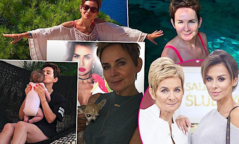 Mamy polską Kris Jenner! Mama Natalii Siwiec nową gwiazdą Instagrama! Chętnie pozuje w bikini i chwali się luksusowym życiem