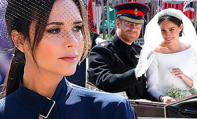 Victoria Beckham o ślubie i weselu Meghan i Harry'ego