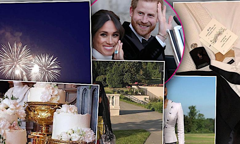 Goście Harry'ego i Meghan nie zawiedli! Do mediów przedostały się najdrobniejsze informacje z wesela! Są też unikatowe zdjęcia!