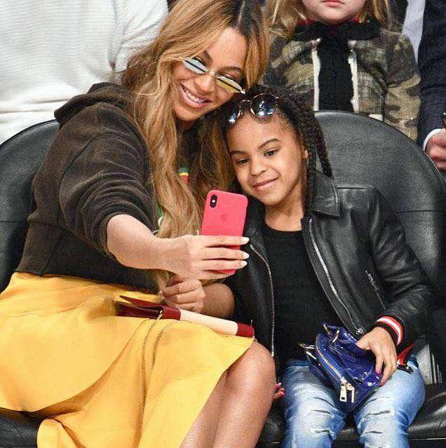 Muses przygotowują kreacje dla Beyonce i Blue Ivy