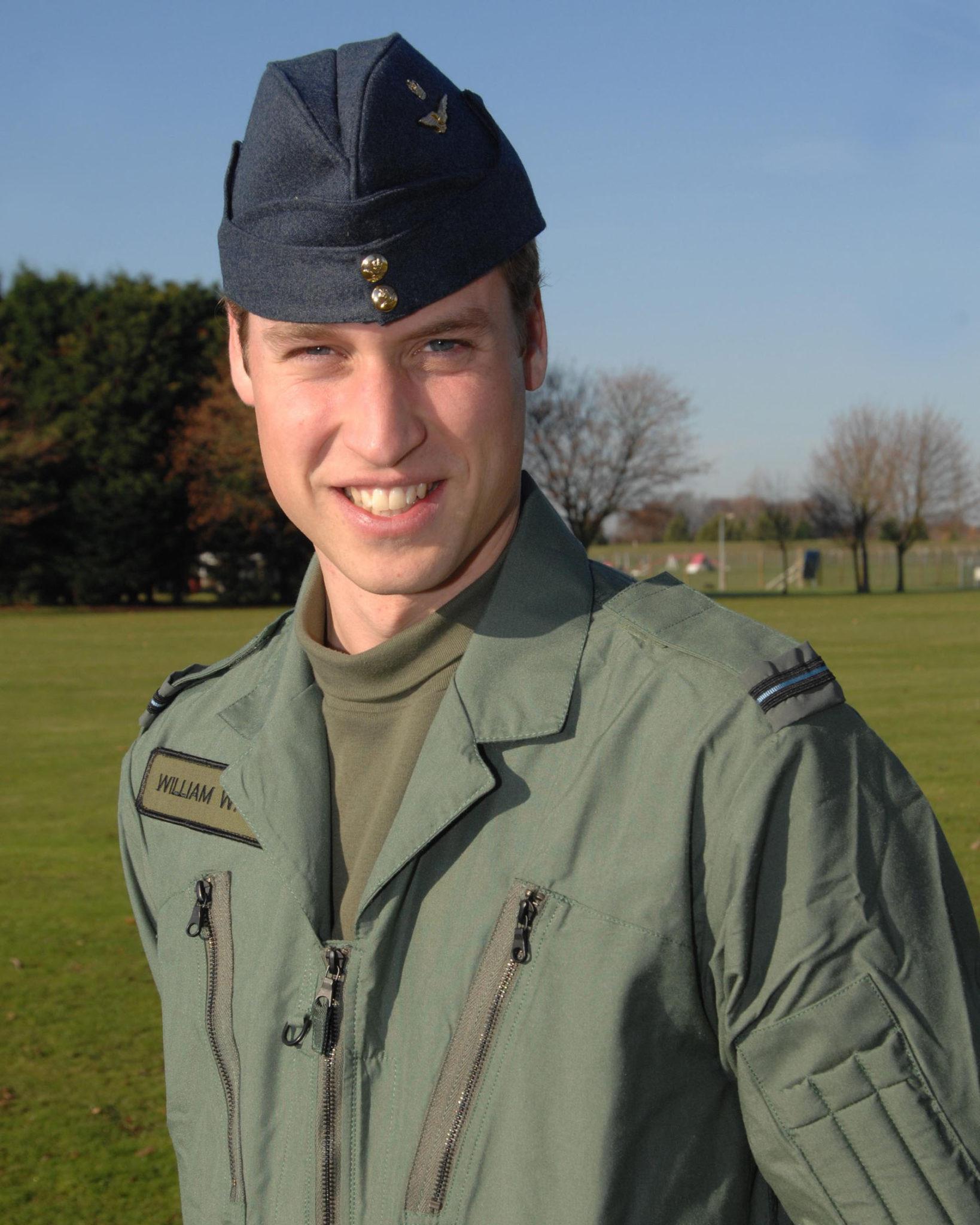 Książę William w wojsku (2007)