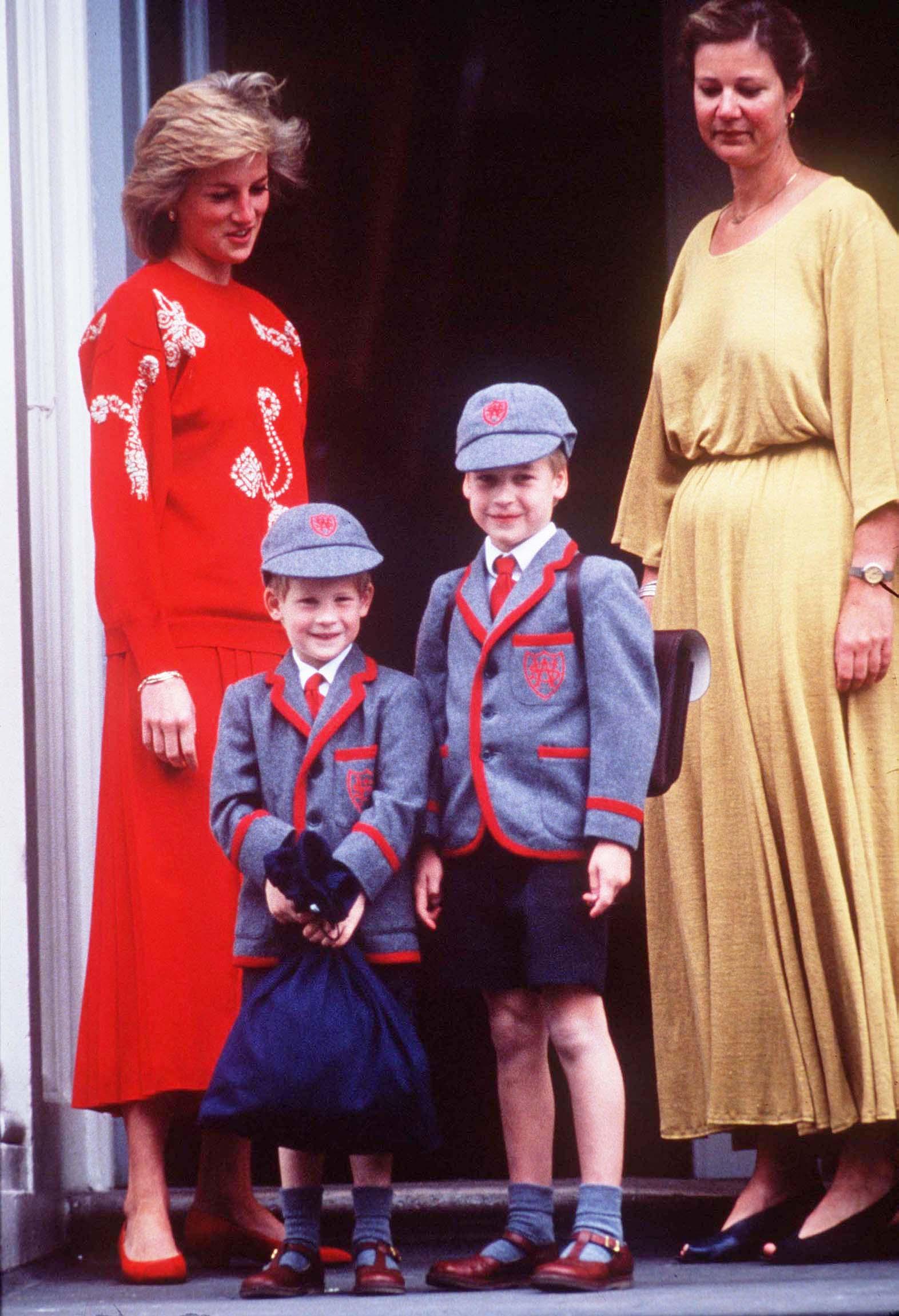 Książę William w 1989 roku