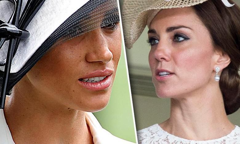 Księżna Kate zazdrosna o Meghan Markle