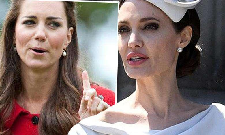 Angelina Jolie na oficjalnej imprezie w Londynie