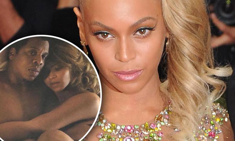 Naga Beyonce