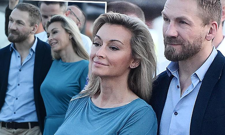 Martyna Wojciechowska i Przemek Kossakowski, pierwsze wspólne zdjęcia