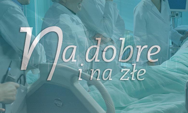 """Marian Opania wraca do """"Na dobre i na złe"""""""