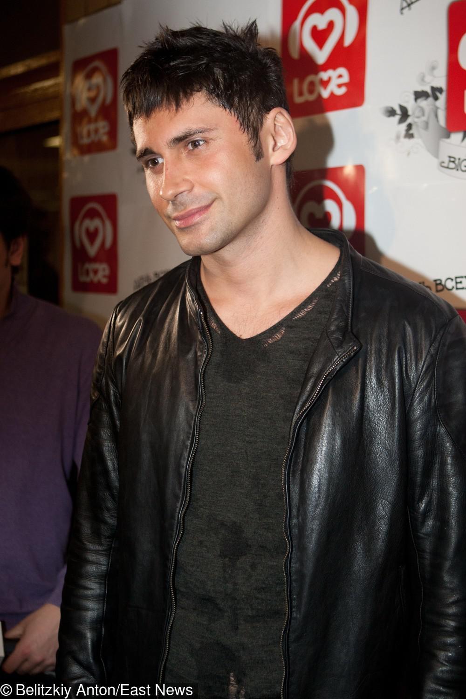 Dan Bălan (dawniej Crazy Loop) w 2011 roku