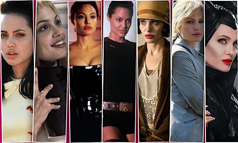 Angelina Jolie, filmy i najgłośniejsze role