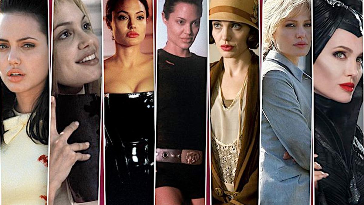 Angelina Jolie najgłośniejsze role