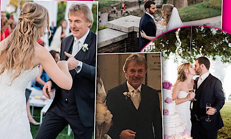 Camilla Boniek ślub, zdjęcia i wideo