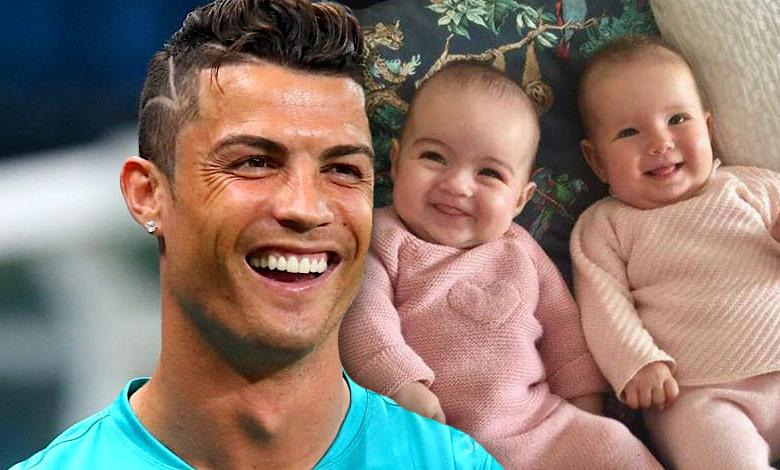 Cristiano Ronaldo świętuje pierwsze urodziny swoich bliźniąt
