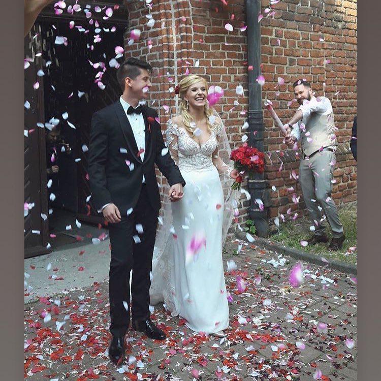 Daria Górka wyszła za mąż. Zdjęcie w sukni ślubnej