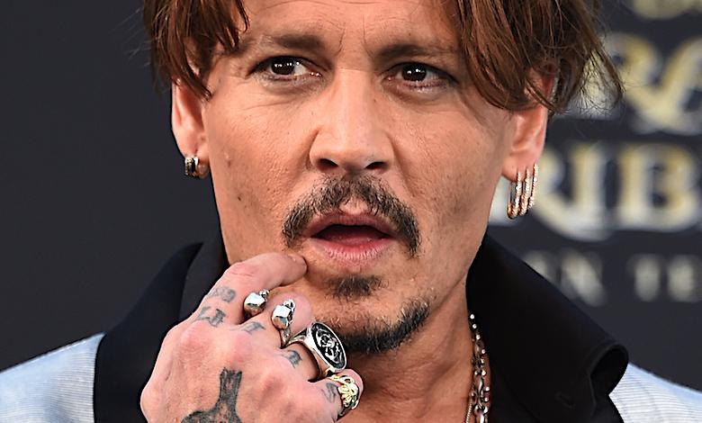 Johnny Depp jest wychudzony