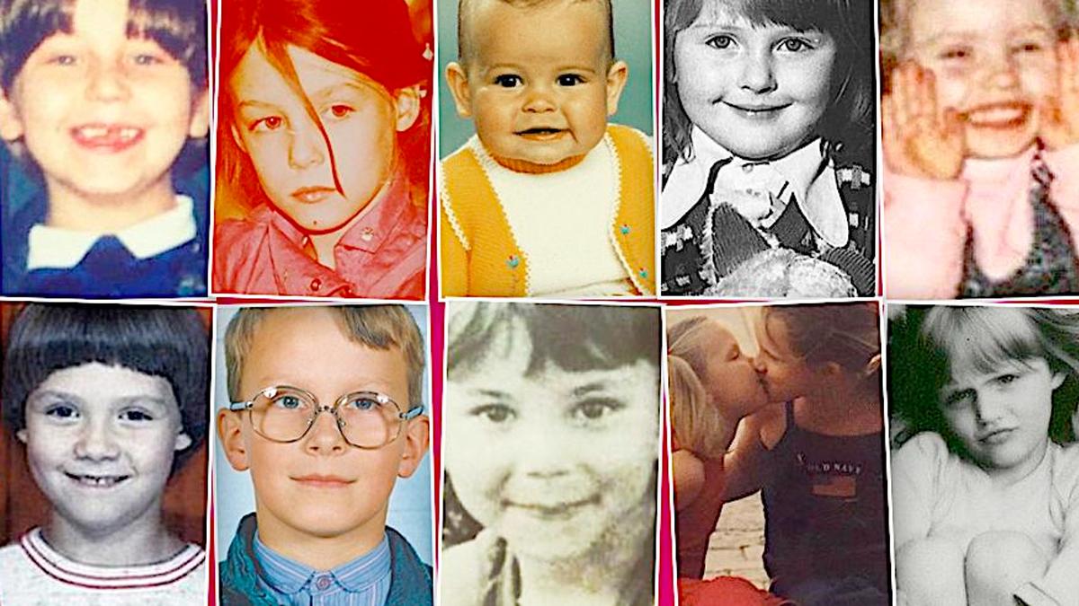 Dzień Dziecka gwiazdy w dzieciństwie