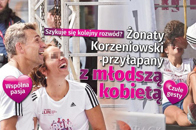 Robert Korzeniowski zdradza żonę? fot. Super Express