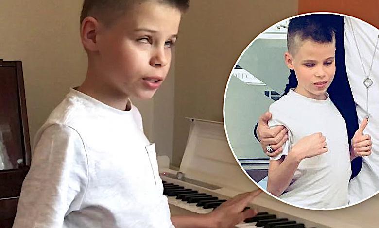 Gromee kupił pianino niewidomemu fanowi. Igor Sobierajski