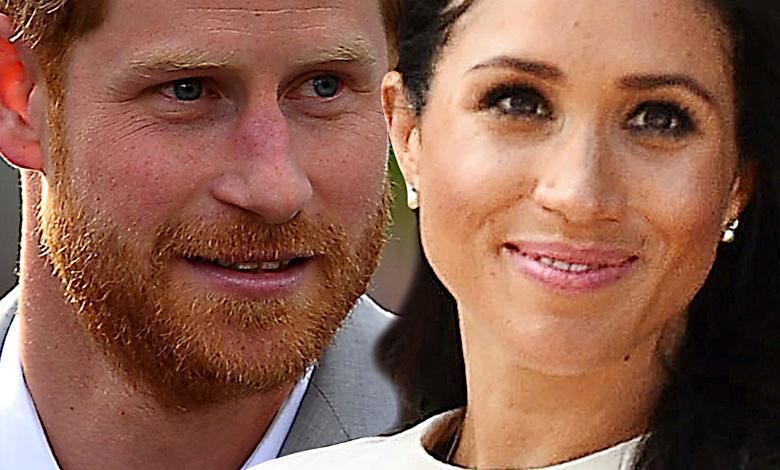 Wszyscy patrzyli tylko na Meghan. Na ślubie kuzynki Harry'ego to księżna Sussex była w centrum uwagi! To zasługa jej obłędnej kreacji