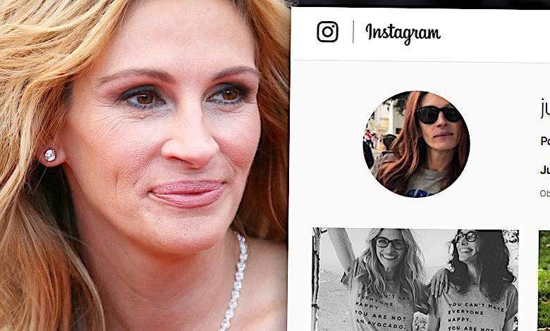 Julia Roberts Instagram