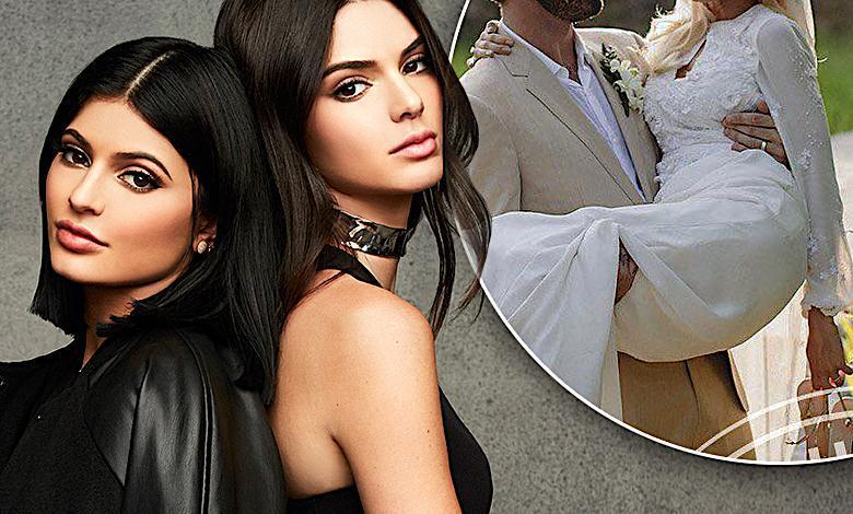 Brody Jenner, Kendall, Kylie, ślub, brat
