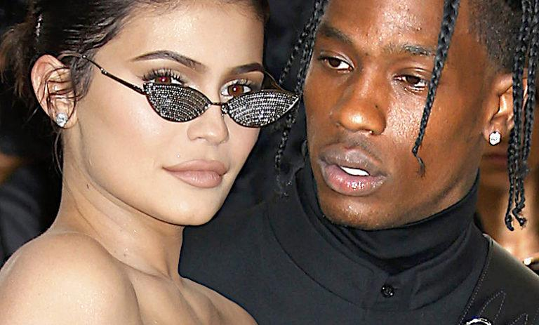 Kylie Jenner i Travis Scott, córka Stormi Webster