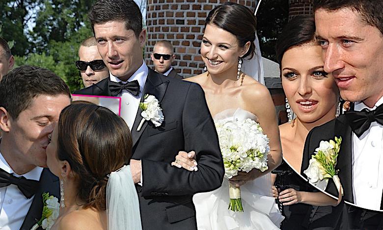 Dziś 5 rocznica ślubu Anny i Roberta Lewandowskich! Tak wygląda prawdziwa miłość! [DUŻO ZDJĘĆ]