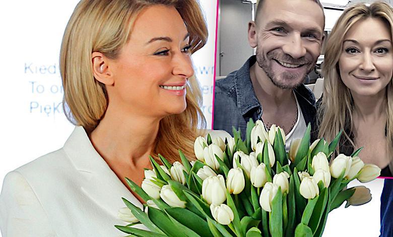 Martyna Wojciechowska i Przemysław Kossakowski związek