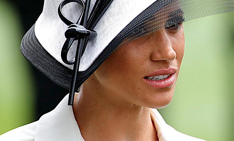 Meghan Markle pozwala sobie na więcej niż księżna Kate. Na Royal Ascot złamała żelazną zasadę! Powód może was rozbawić