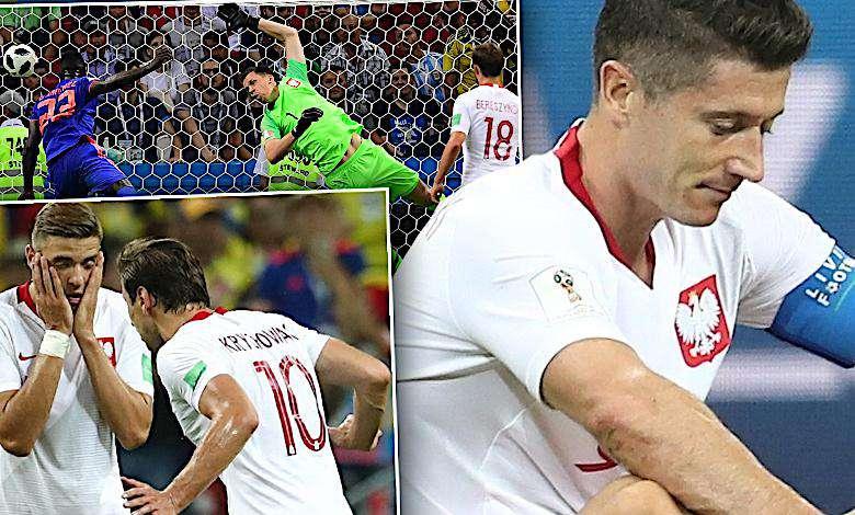 3400a1613618 Kolumbia zmasakrowała Polskę na Mundialu! Nasza reprezentacja wraca do domu