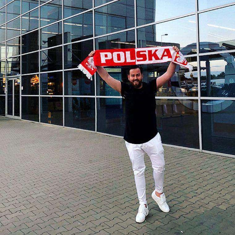 Tomasz Olejniczak – mecz Polska-Kolumbia