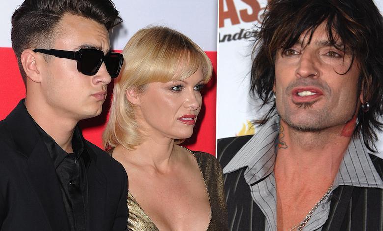 Pamela Anderson, syn Tommy Lee