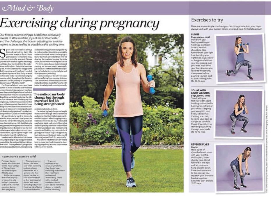 Pippa Middleton potwierdziła ciążę