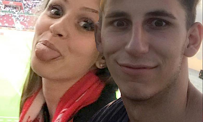 Pola Lis i Kamil Grabara Mundial 2018