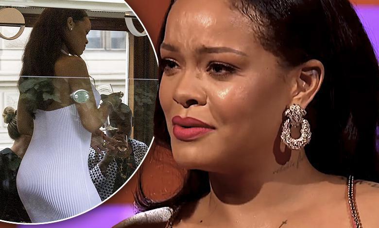 Rihanna skompromitowana w programie na żywo! Pokazali jej żenujące zachowanie w restauracji [WIDEO]