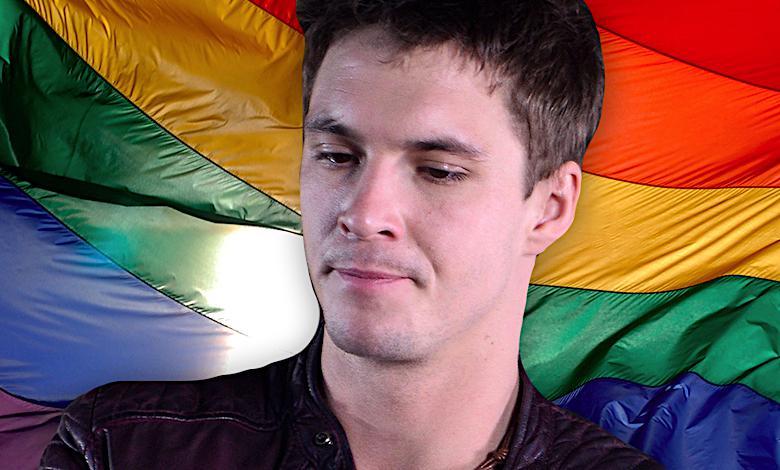 Mikołaj Roznerski o gejach