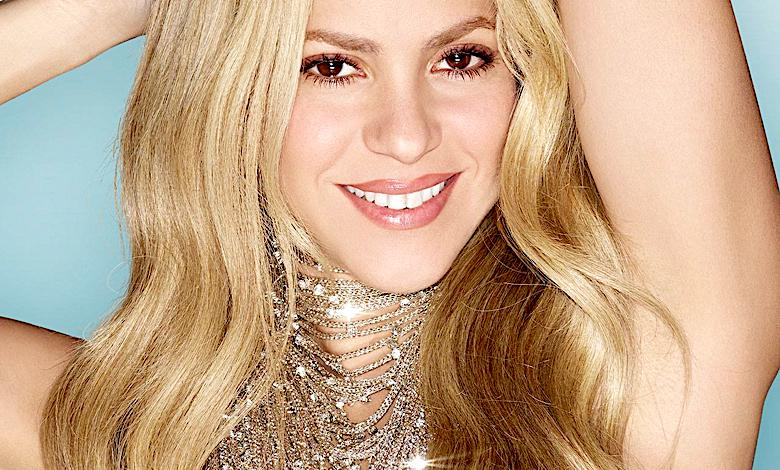 Shakira twarz