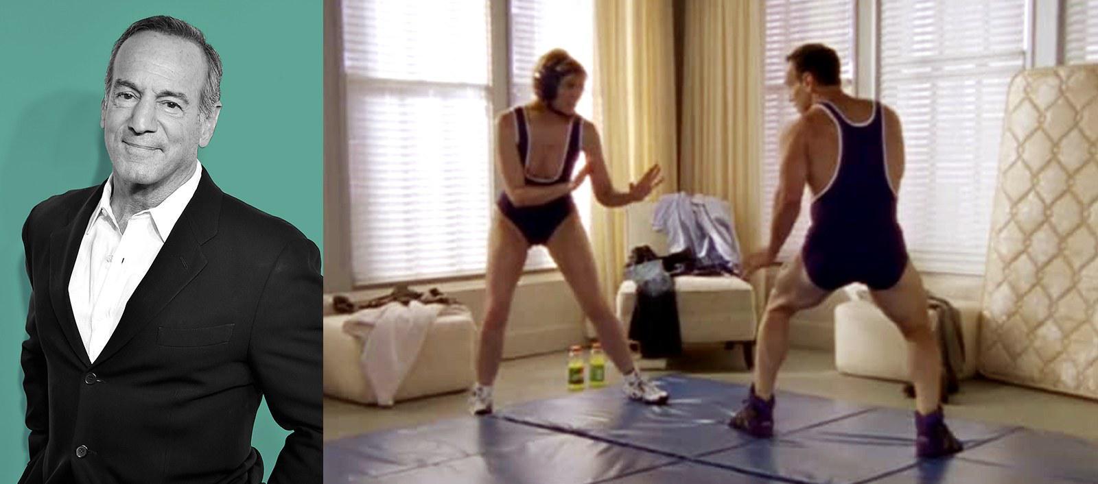 Peter Onorati – trener wrestlingu (Seks w wielkim mieście)