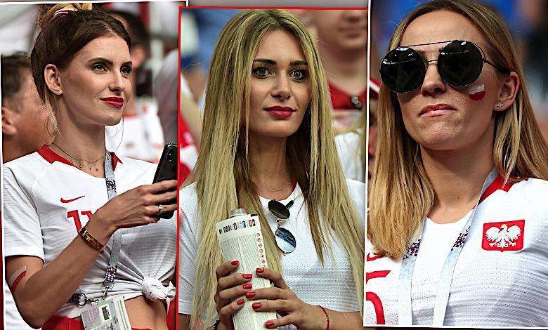 WAGs w Rosji. Mecz Polska-Senegal